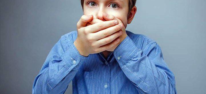 Запах у ребенка изо рта