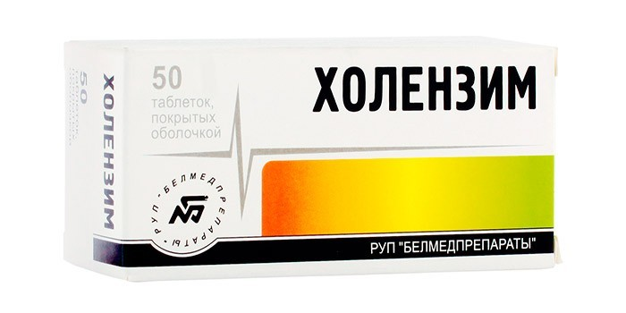 Препарат Холензим