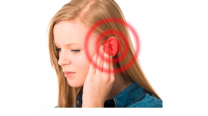 Воспаление в ушах
